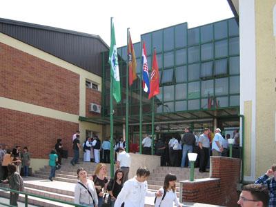 Podizanje zelene zastave