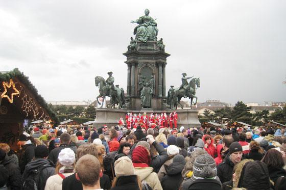 Izlet u Beč za Advent