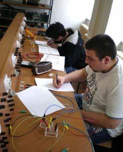 Natjecanje iz elektrotehnike u Senju