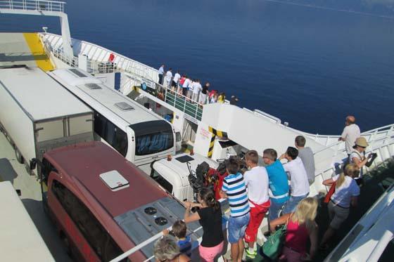 Stručni  izlet na otok  Cres