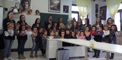 Natjecanje učenika frizerske struke u Opatiji