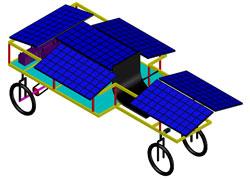Projekt SOELA - izrada solarnog automobila