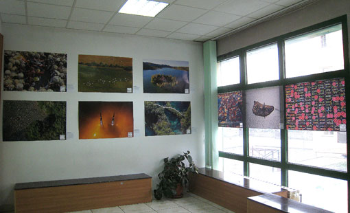 """Izložba fotografija """"Hrvatska iz zraka"""""""