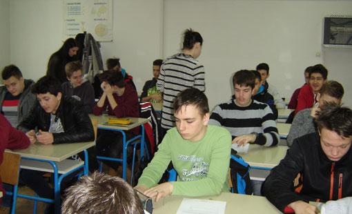 Anketiranje učenika
