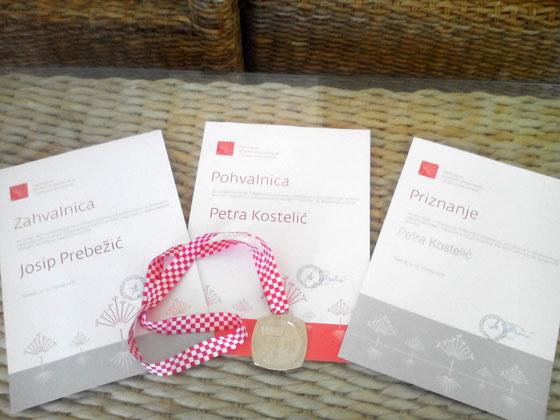 Petra Kostelić osvojila srebrnu medalju