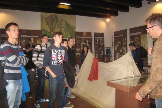 Posjeta ogulinskom muzeju