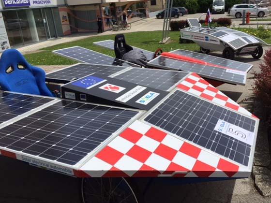 4. Utrka solarnih automobila