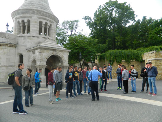 Maturalno putovanju u Prag